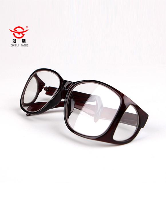 侧边防护铅眼镜