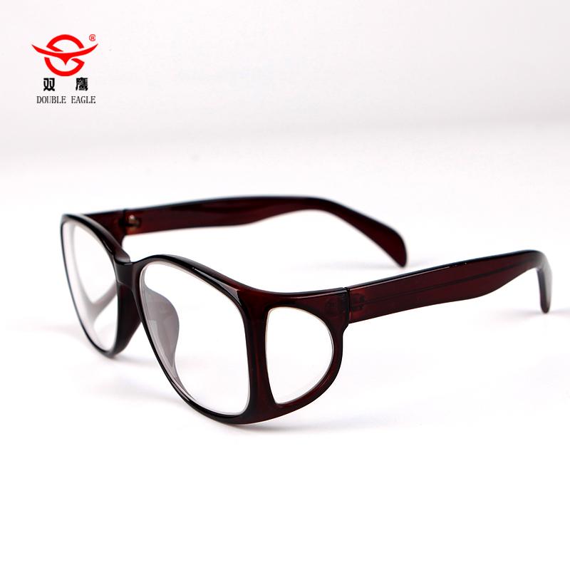 侧防铅眼镜和普通防护铅眼镜的区别